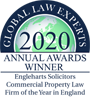 Global Law Experts Award 2020