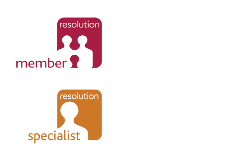 Resolution Member and Specialist Logo