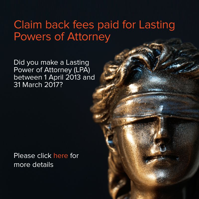 Engleharts Solicitors - Power of Attorney Slide